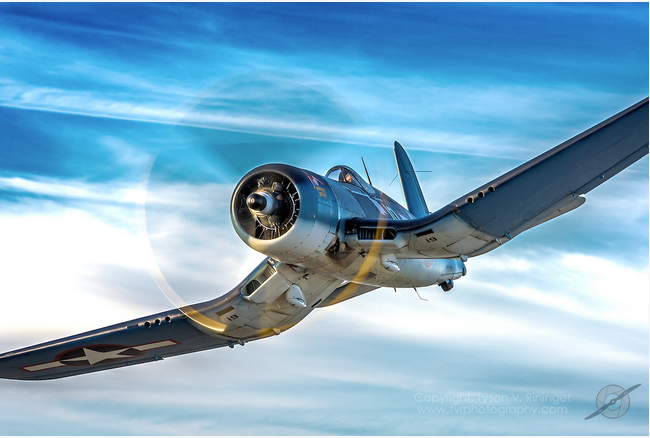 Corsair Plane